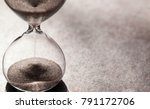 modern hourglass with bright... | Shutterstock . vector #791172706