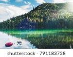 gaspesie  canada _ july 20 ... | Shutterstock . vector #791183728