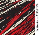 grunge urban background ... | Shutterstock .eps vector #791206588
