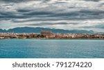 port of palma de mallorca... | Shutterstock . vector #791274220