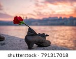 """""""shoes on the danube bank""""  ... 