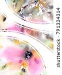 abstract modern background.... | Shutterstock . vector #791324314