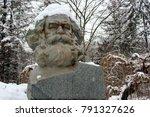 chisinau  moldova   december 18 ... | Shutterstock . vector #791327626