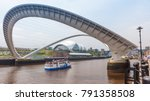 newcastle upon tyne  england  ...   Shutterstock . vector #791358508