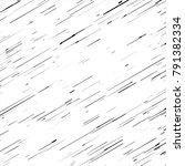 abstract cross hatching...   Shutterstock .eps vector #791382334