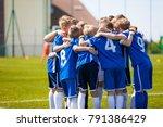 kids play sports. children... | Shutterstock . vector #791386429