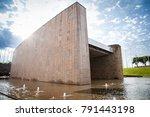 pretoria  gauteng  south africa ... | Shutterstock . vector #791443198