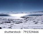 beautiful panoramic view of... | Shutterstock . vector #791524666