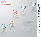 infographics template for...   Shutterstock .eps vector #791526478
