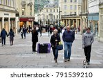 bath  uk   october 18  2015 ... | Shutterstock . vector #791539210