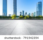 panoramic skyline and buildings ... | Shutterstock . vector #791542354