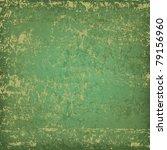 abstract grunge green... | Shutterstock .eps vector #79156960