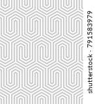 vector seamless texture. modern ... | Shutterstock .eps vector #791583979