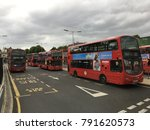 london 3 june 2017  traditional ... | Shutterstock . vector #791620573