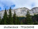 slovakian carpathian mountains... | Shutterstock . vector #791626048