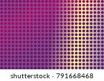 soft gradient vibrant lavender