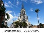 st. louis cathedral  fort de...   Shutterstock . vector #791707393