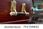 closeup shot of a colorful... | Shutterstock . vector #791709853