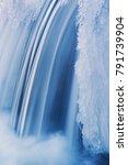 winter landscape of the portage ... | Shutterstock . vector #791739904