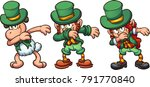 Dabbing Sheep And Leprechauns....