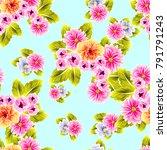 abstract elegance seamless...   Shutterstock . vector #791791243
