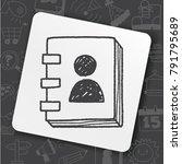 icon tool art  | Shutterstock .eps vector #791795689