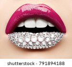 macro and close up creative... | Shutterstock . vector #791894188