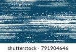 halftone grunge vector seamless ... | Shutterstock .eps vector #791904646