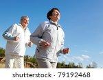 portrait of happy mature couple ...   Shutterstock . vector #79192468