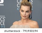 margot robbie at the 23rd... | Shutterstock . vector #791930194