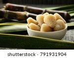 Small photo of Natural sweetener molasses cones