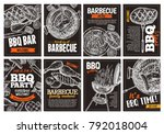 set of vector hand drawn...   Shutterstock .eps vector #792018004