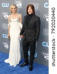 diane kruger and norman reedus... | Shutterstock . vector #792020440