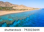 ruins of masada fort  ancient...   Shutterstock . vector #792023644