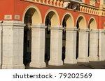 The Plaza Massena Square In...