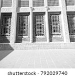 blur in iran the antique  royal ... | Shutterstock . vector #792029740