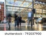 london  january  2018  st...   Shutterstock . vector #792037900