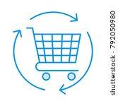 cart reload trolley