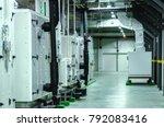 air handling unit    heating... | Shutterstock . vector #792083416