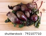 beets on table | Shutterstock . vector #792107710