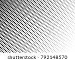 points halftone background.... | Shutterstock .eps vector #792148570