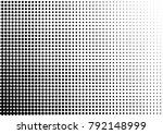 halftone background. points... | Shutterstock .eps vector #792148999