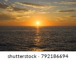 beautiful wide angle setting... | Shutterstock . vector #792186694