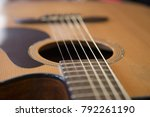 angled close up view down neck...   Shutterstock . vector #792261190
