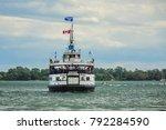 toronto  canada   august 24 ... | Shutterstock . vector #792284590