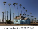 oceanside  california  united... | Shutterstock . vector #792289540