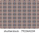 abstract texture   pattern... | Shutterstock . vector #792364234