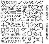 illustration of grunge sketch...   Shutterstock .eps vector #792367099