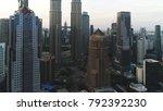 kuala lumpur   circa january...   Shutterstock . vector #792392230