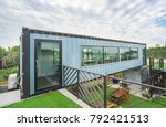 Modern Metal Building Made Fro...